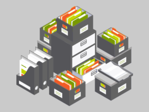 Packing File Boxes for Document Scanning In 4 Easy Steps