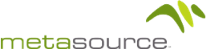 MetaSource Logo