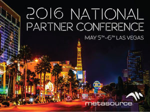 MetaSource 2016 Annual Conference Highlights